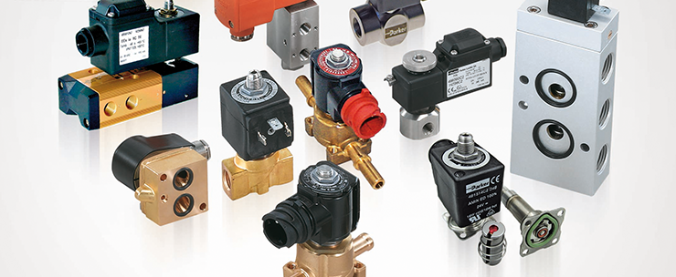 "Solenoid valves for general applictaions from G1/4"" to G3"""
