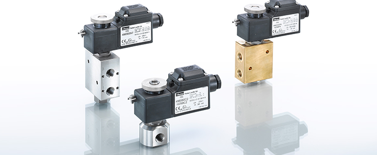 Solenoid valves in Explosion-proof areas